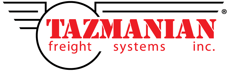 Tazmanian Freight Systems, Inc. Logo